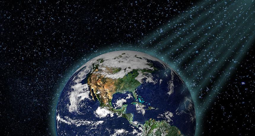 Fizikçiler, Dünya'nın kütlesini ilk kez nötrinoları kullanarak ölçtüler