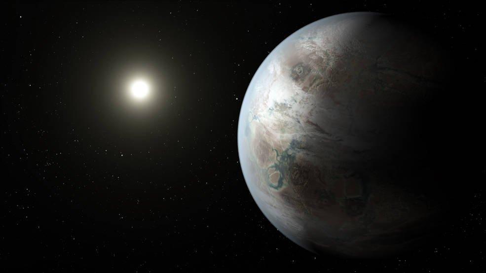 NASA, 1400 ışık yılı uzakta Dünya benzeri bir gezegen buldu