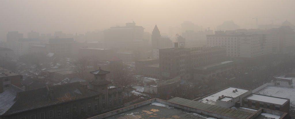 Çin, fabrikalarının %40'ını kirlilik sebebiyle geçici olarak kapattı