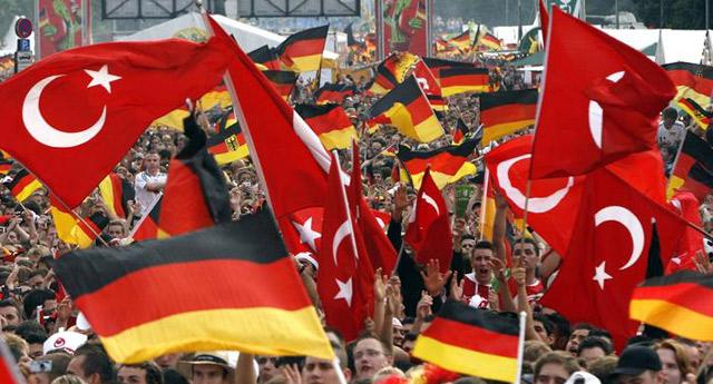 Almanya'daki Türklerin yakın tarih kronolojisi
