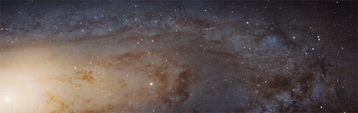 Nasa, uzayın en büyük fotoğrafını yayınladı