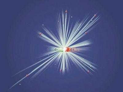 Evrende maddenin antimadde üzerindeki egemenliğinin olası açıklaması