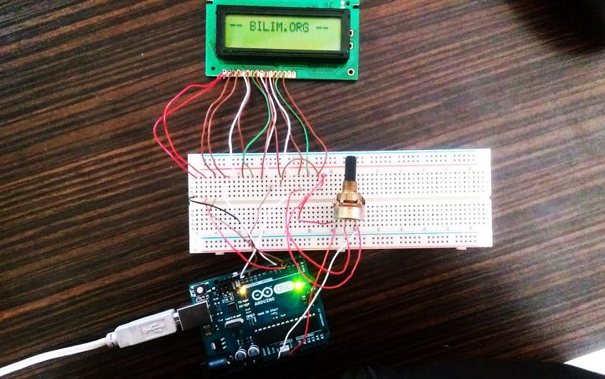 Arduino ile Maker hareketi