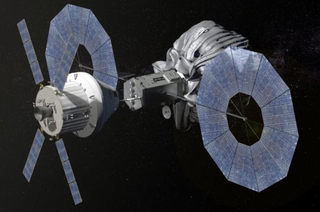 NASA'nın asteroit yakalama görevi