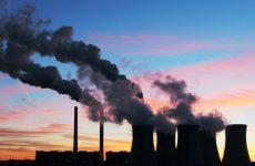 atmosfere salınan karbondioksit