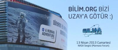 Bilim.org Bizi Uzay'a Götür :)