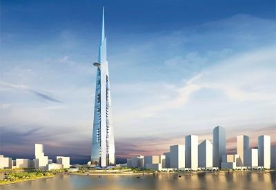Suudi Arabistan Dünyanın en yüksek gökdelenini yapacak