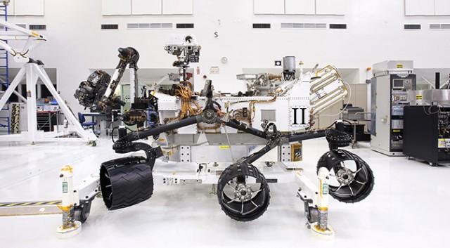 NASA 2020'de Mars'a ikinci Curiosity aracı, 2030'da insan gönderecek