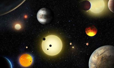 NASA'nın Kepler Teleskopu 1284 yeni gezegen keşfetti
