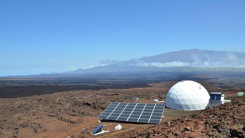 NASA'nın Mars koşulları simülasyonu başladı