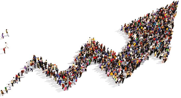 Dünya nüfusu tahminlerden daha hızlı büyüyor!