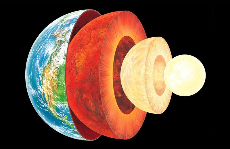 Dünya'nın çekirdeğindeki son element de tanımlandı