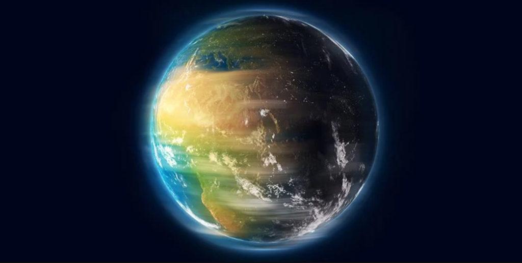 Dünyamız, geçtiğimiz 50 yıldakinden daha hızlı dönüyor