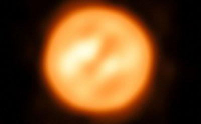 En uzak yıldızın en iyi haritası oluşturuldu