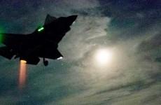 F35-gece-inisi