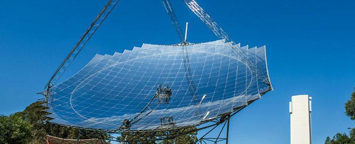 Avustralya'lı bilim insanları güneş enerjisini ısı enerjisine dönüştürmede dünya rekoru kırdı