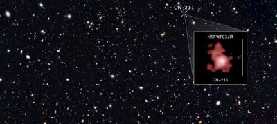 Hubble en uzak galaksiyi görüntülüyor