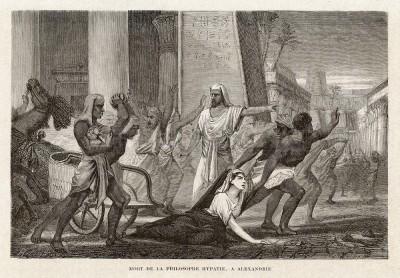 Söndürülen Işık: İskenderiyeli Hypatia
