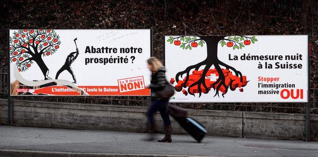 İsviçre'de neler oluyor?