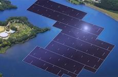 Japonya'daki dünyanın en büyük güneş enerjisi santrali