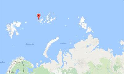 Ruslara göre Kuzey Kutbu dairesinde gizli bir Nazi üssü keşfedildi