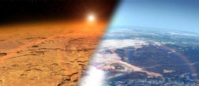 NASA Mars'ı yaşanabilir yapmak için dev bir manyetik alan fırlatmayı düşünüyor