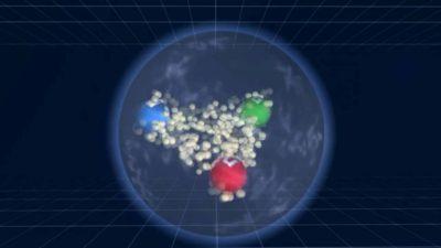 Kuantum renk dinamiğinde faz geçişini anlamak için yeni gözlemler