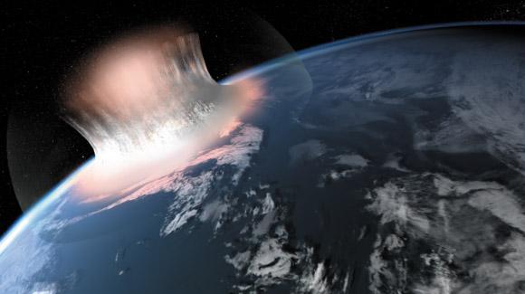 Dünyanın en eski krateri Grönland'da bulundu