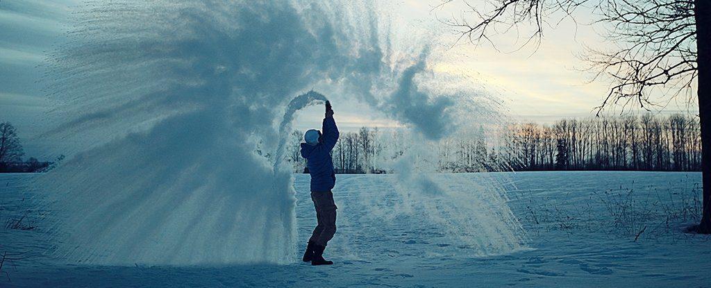 Sıcak suyun soğuk sudan daha hızlı donmasının sebebi için yeni çalışma
