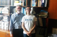 Gordon Arbuthnott & Mustafa Korkuata