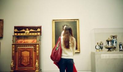 Kadın ve erkeğin sanata bakış açıları arasındaki fark