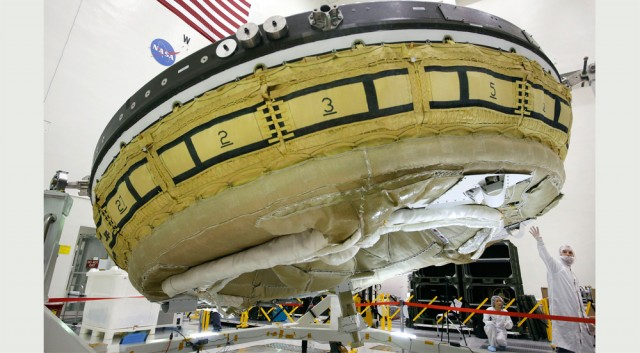 NASA'nın yeni süpersonik uzay aracıyla tanışın