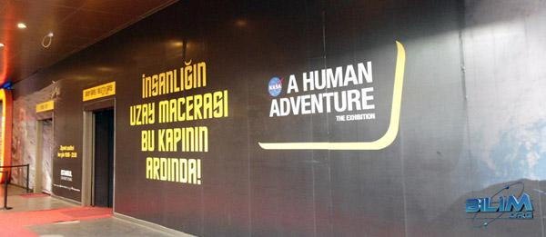 NASA Sergisi Türkiye'de