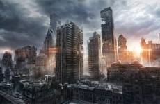New York Yıkıntıları -JonasDeRo