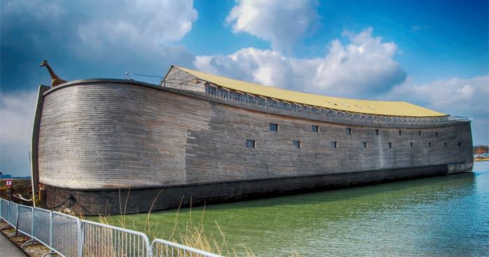 Nuh'un Gemisinin kopyası bu sene Brezilya'ya gidebilir