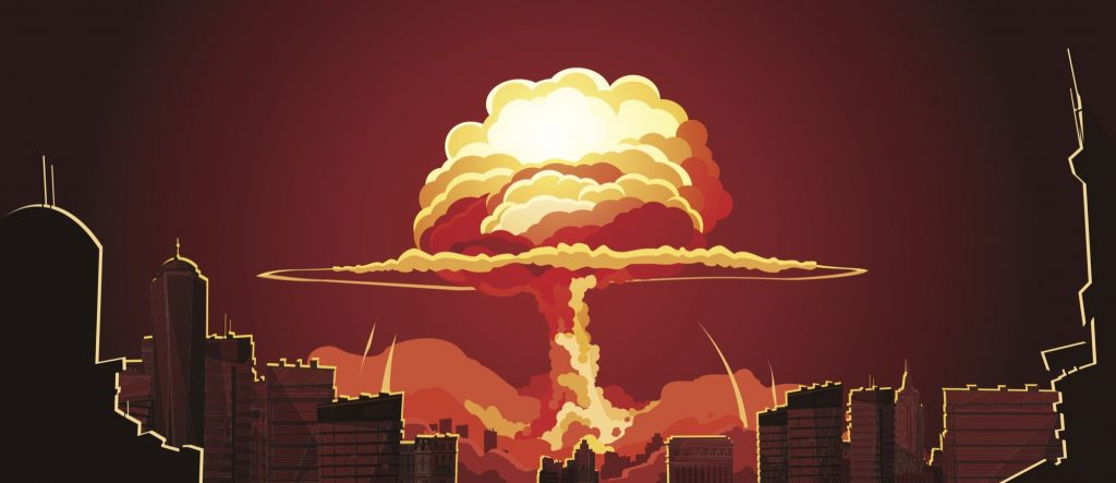 Şehrinize bir nükleer bomba atılırsa nereye kaçıp saklanmalısınız?