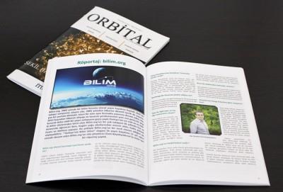 Orbital Dergisi 2. sayısı yayında