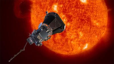 Parker Güneş Sondası uzaya fırlatıldı