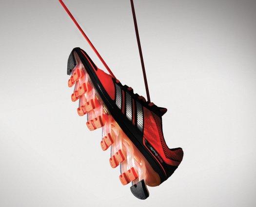 Koşucuları hızlandıracak yeni ayakkabı: Adidas Springblade