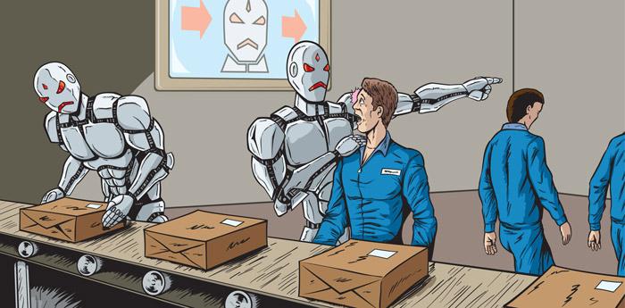 Robotlar 50 senedir işlerimizi elimizden alıyor, peki neden şimdi endişelenmeye başladık?
