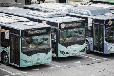 Çin'in Shenzhen şehrinde 16.359 otobüs elektrikli hale getirildi