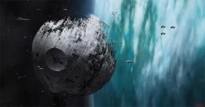Bir mühendis Star Wars Ölüm Yıldızı istasyonlarının maliyetini hesapladı