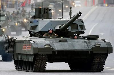 Ruslardan yeni nesil tank: T-14 Armata