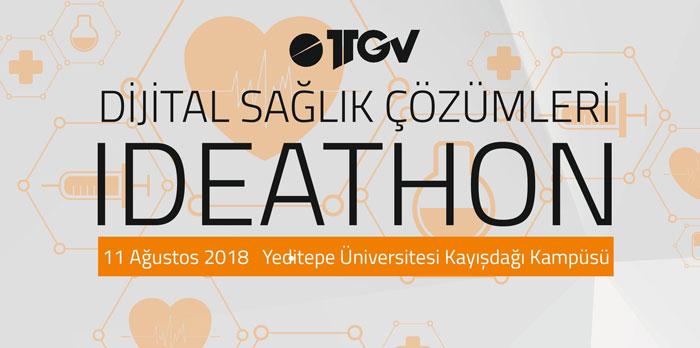 TTGV Dijital Sağlık Ideathon'u