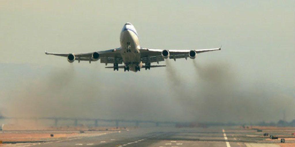 Havadan karbonu çekecek ve onu jet yakıtına dönüştürecek bir yol bulundu