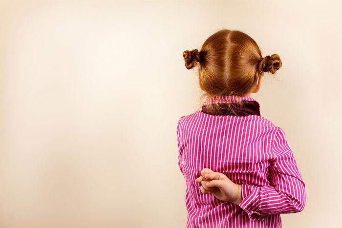 Çocuğunuzun yalan söylediğini anlayabilir misiniz?